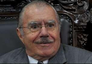 José Sarney - presidente do Senado - 03/07/12