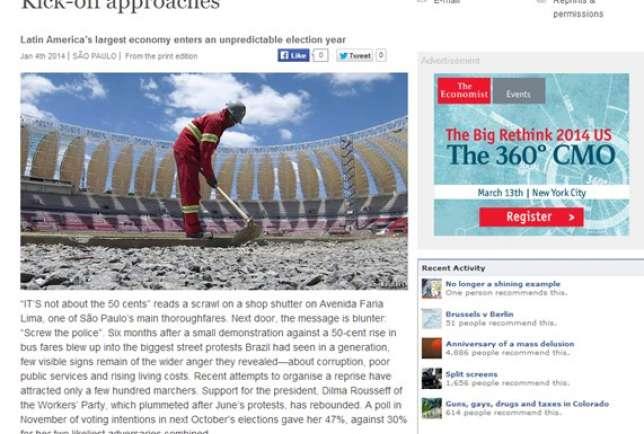 50 centavos - Economist