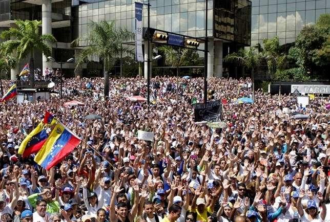 Venezuela Protestos I