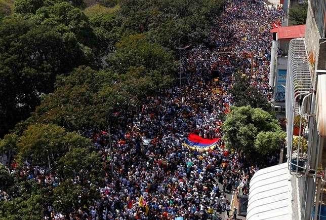 Venezuela Protestos III