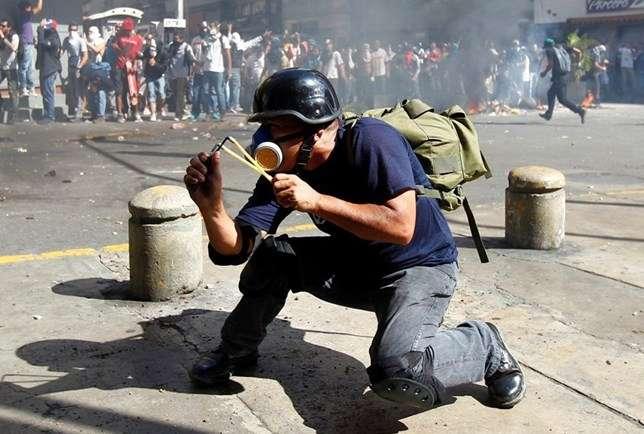 Venezuela Protestos IV