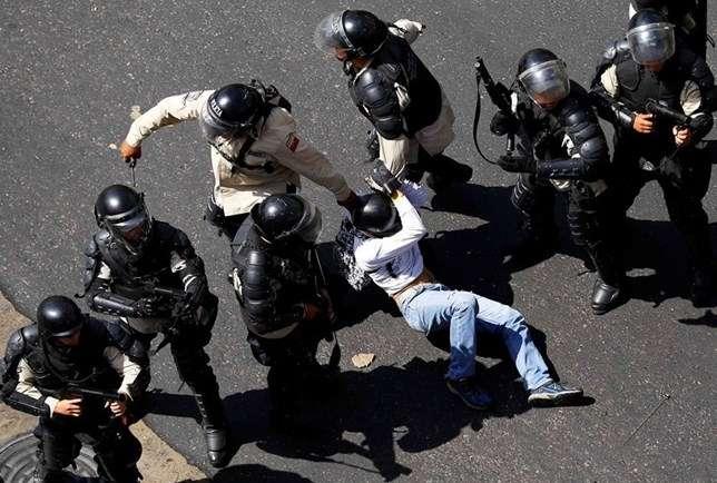 Venezuela Protestos VI