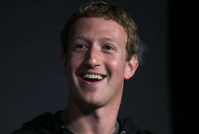 Mark Zuckerberg - Bloomberg