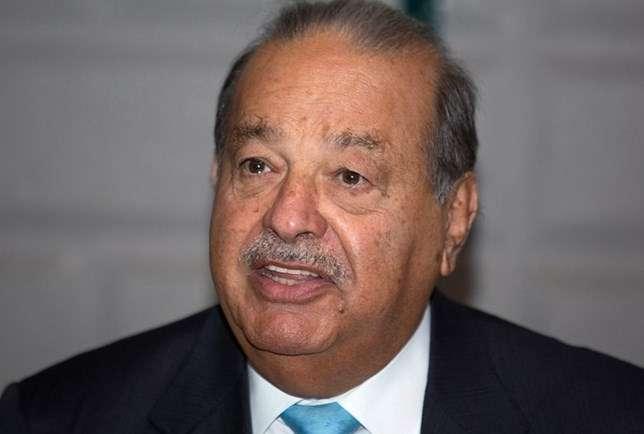 Carlos Slim - Bloomberg