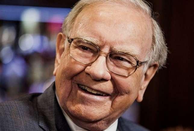 Warren Buffett - Bloomberg