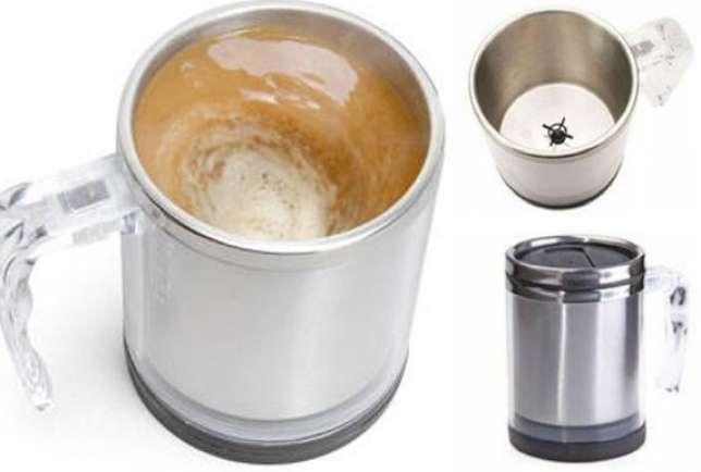 Misturador de cafe