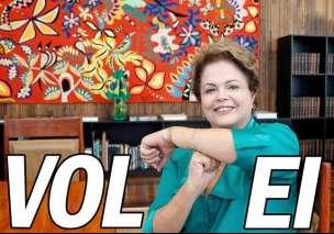 Dilma Bolada Voltei