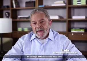 vídeo Lula