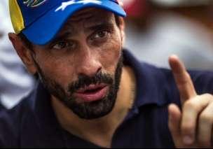 Henrique Capriles - Bloomberg