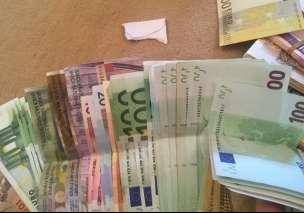 Euros - Lava Jato