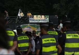 Manifestação Paulista I
