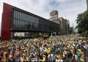 Manifestação Paulista II