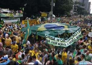 Manifestação Paulista III