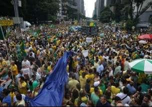Manifestação Paulista IV