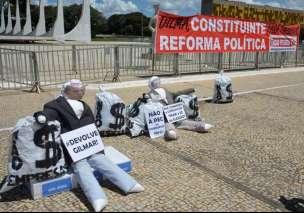 Protesto no STF 2