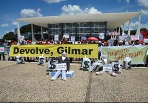Protesto no STF 3