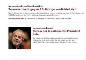 Der Spiegel - Alethea