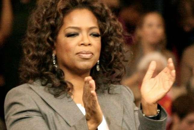 Oprah Winfrey - Carreira