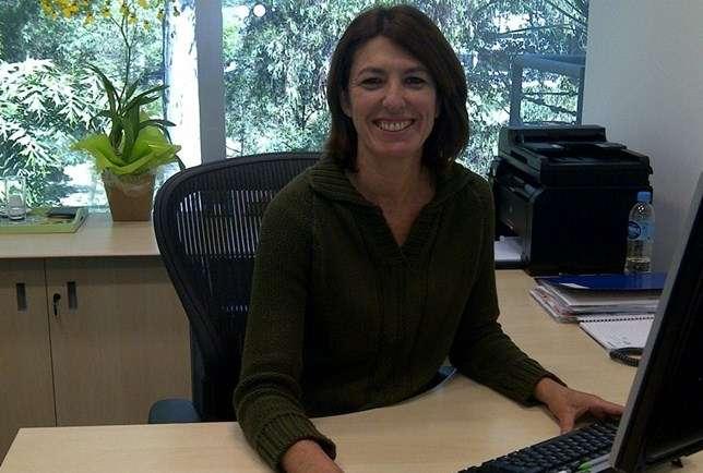 Alessandra Lima secretária executiva da Roche