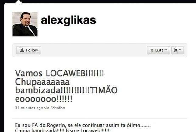 Twitter - Alex Gikas Localweb