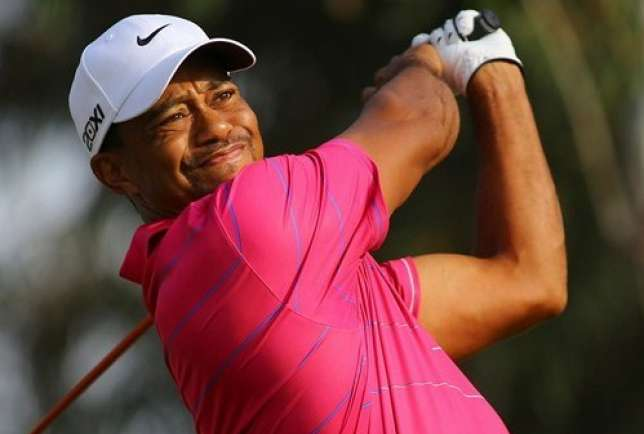Tiger Woods - golfe