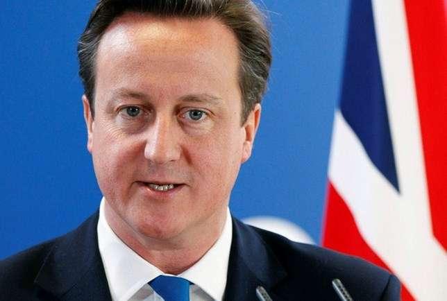 David Cameron - 19/10/12