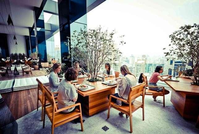 Restaurante 2 - Escritório do Google