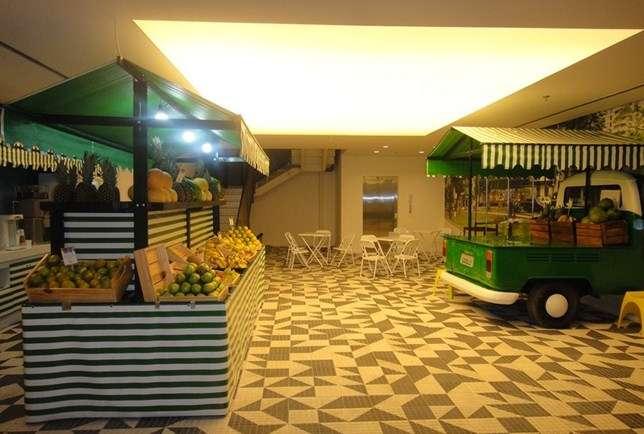 Micro Kitchen Feira Livre - Escritório do Google