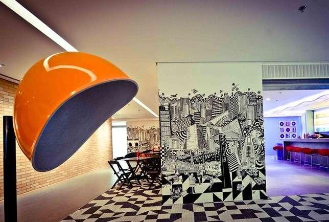 Micro Kitchen Baixo Augusta - Escritório do Google