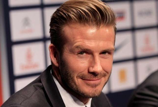 David Beckham PSG - 31/03/13