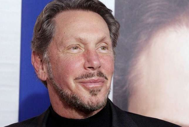 Larry Ellison, co-fundador e CEO da Oracle