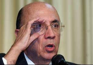 Henrique Meirelles ex-presidente do BC