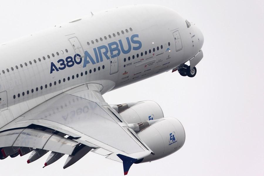 Produção global da Airbus se torna mais um desafio em meio à crise do setor thumbnail