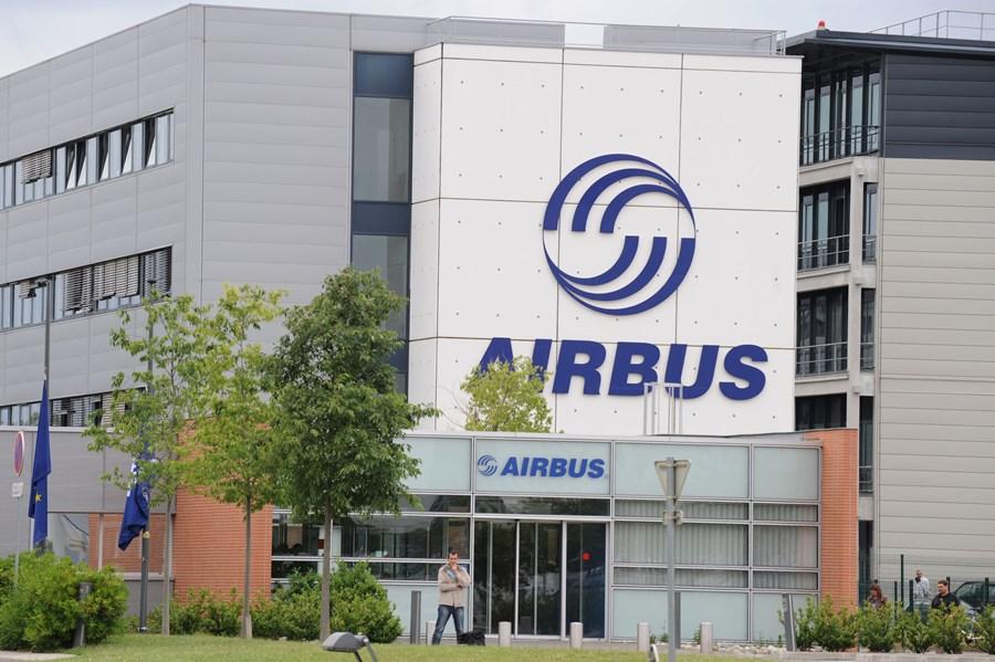 Prédio da Airbus