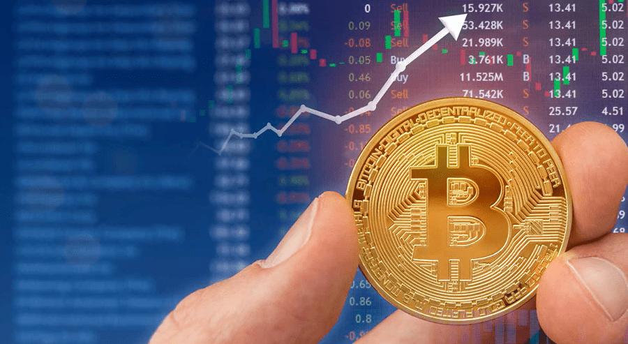 wall street portafoglio bitcoin mercato