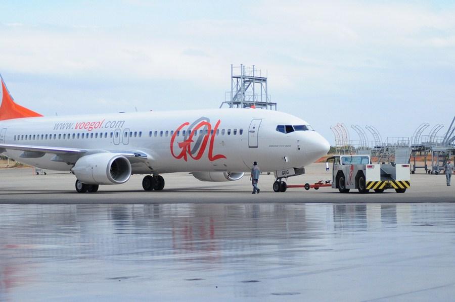 Boeing 737/800 da Gol