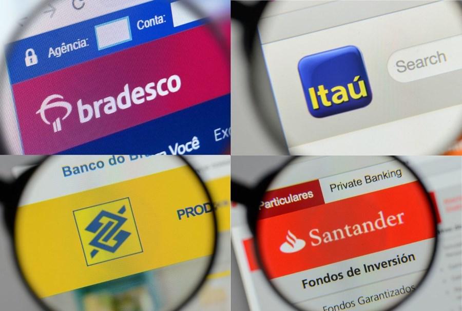 Melhora do lucro, desafios à frente: os sinais que os balanços de Itaú, Bradesco, BB e Santander deram aos investidores thumbnail