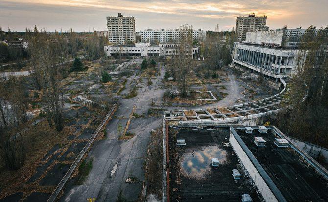Chernobyl: minissérie da HBO faz saltar turismo na cidade