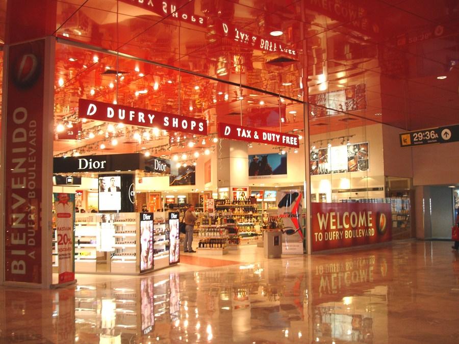 dufry do brasil duty free shop ltda cnpj