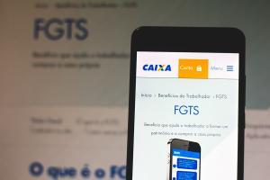 Aplicativo do FGTS