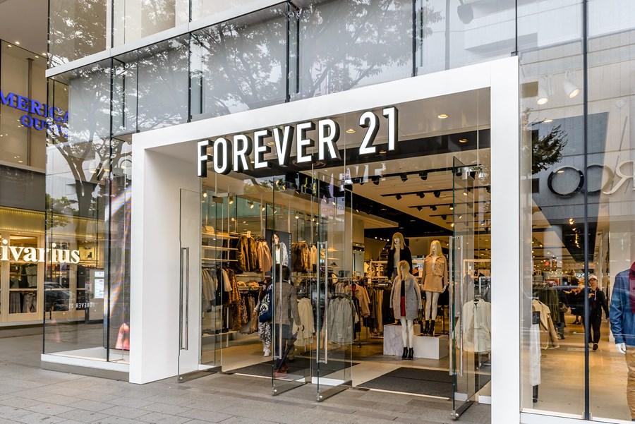 Loja da Forever 21