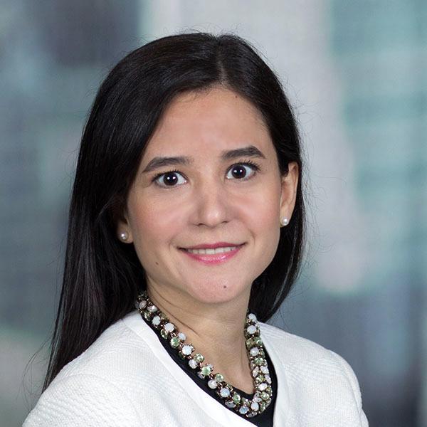 Gabriela Santos JP Morgan