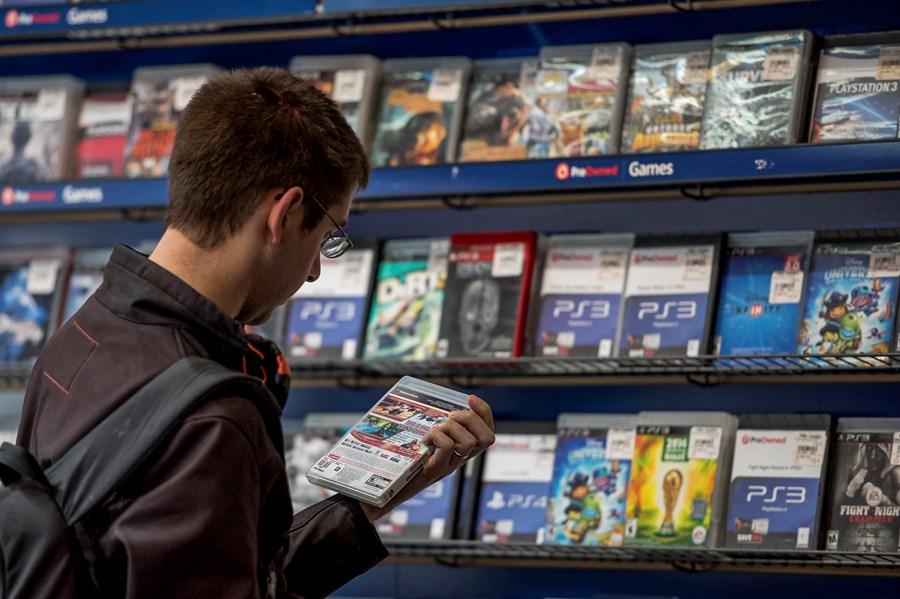Robinhood suspende limites para negociações com GameStop e ações voltam a disparar thumbnail