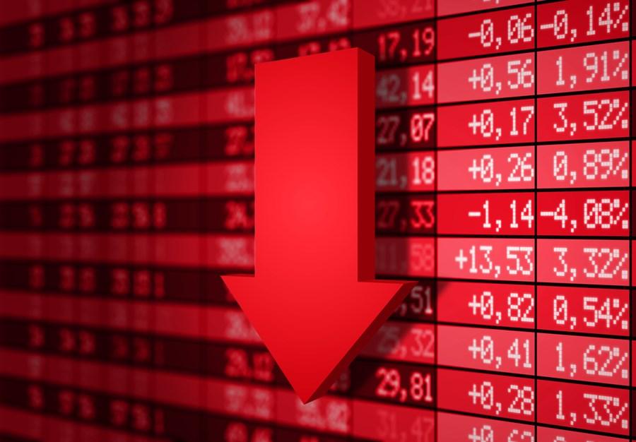 Ibovespa opera abaixo dos 107 mil pontos com novos temores sobre política fiscal; dólar passa de R$ 5,70