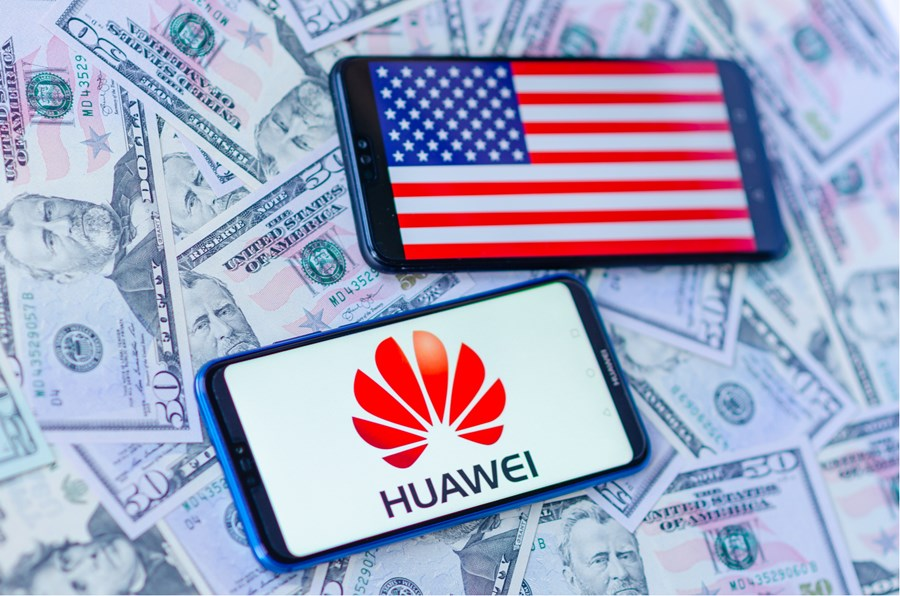 EUA avançam em campanha para conter disparada do 5G da Huawei thumbnail