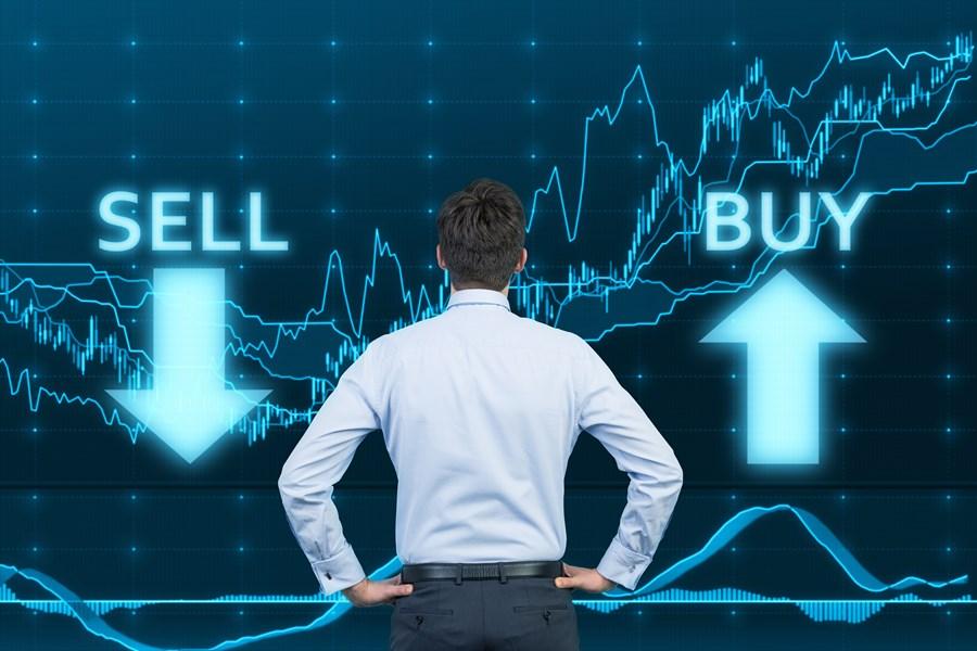 compra venda sell buy trader ações trade swing