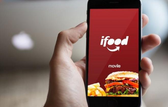 Aplicativo do iFood