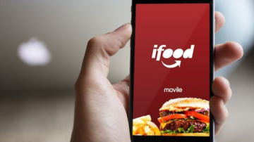 Aplicativo do iFood
