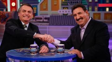 Jair Bolsonaro e Ratinho