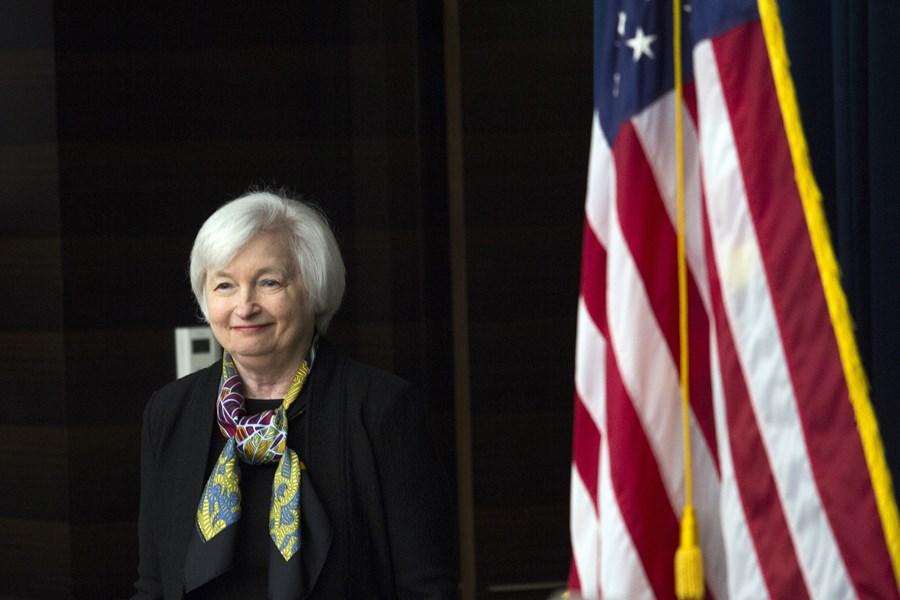 Poderia haver argumento por moeda digital de BCs, mas há ressalvas, diz Yellen thumbnail